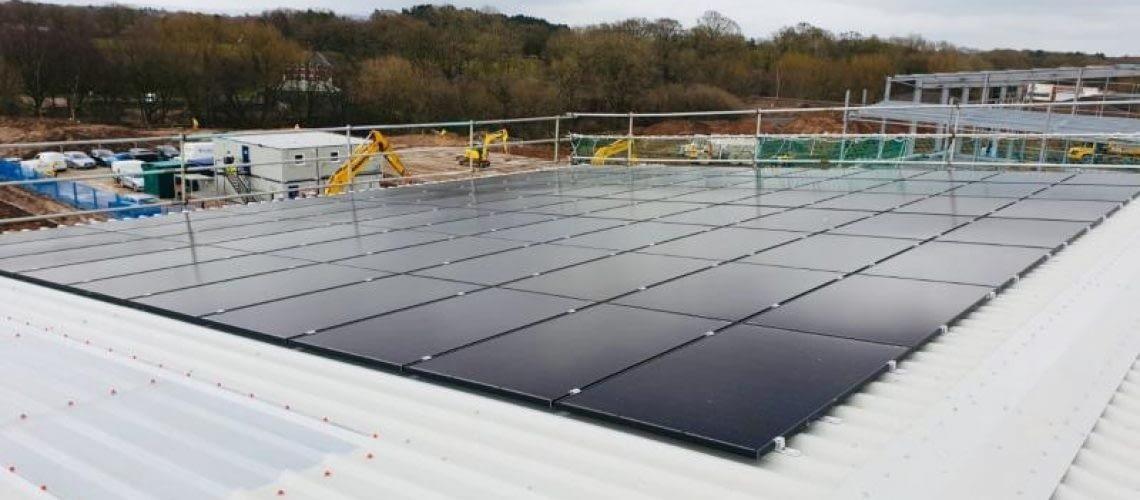 Novus Knutsford Solar PV