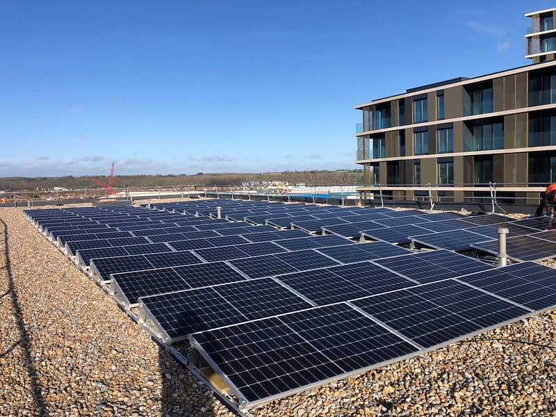 Chatham Waters Solar PV System