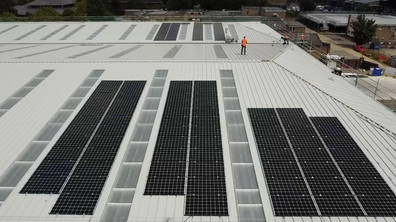 Solar PV Marlow