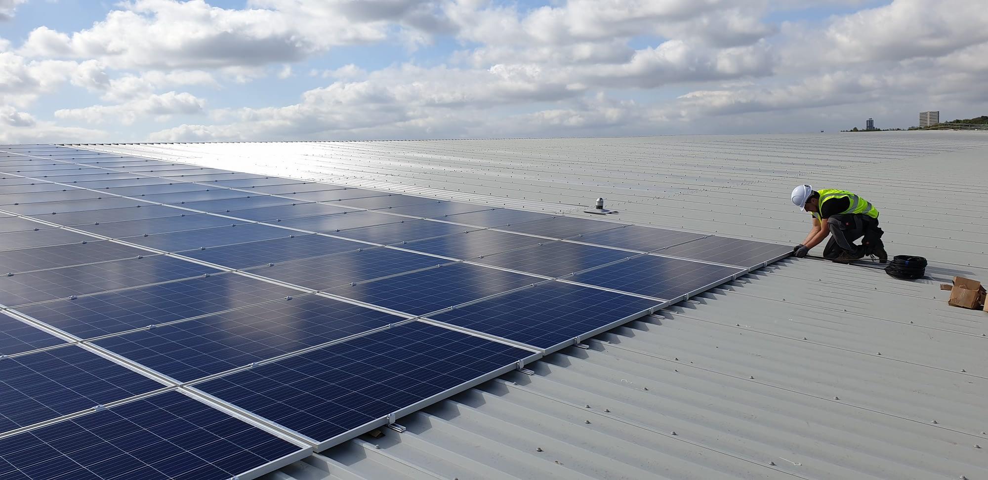 Midlands Solar Panels