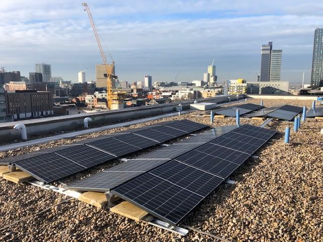 High Rise Solar PV