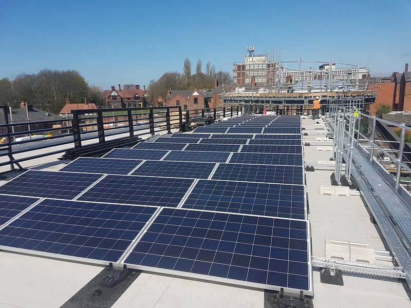 solar for public sector