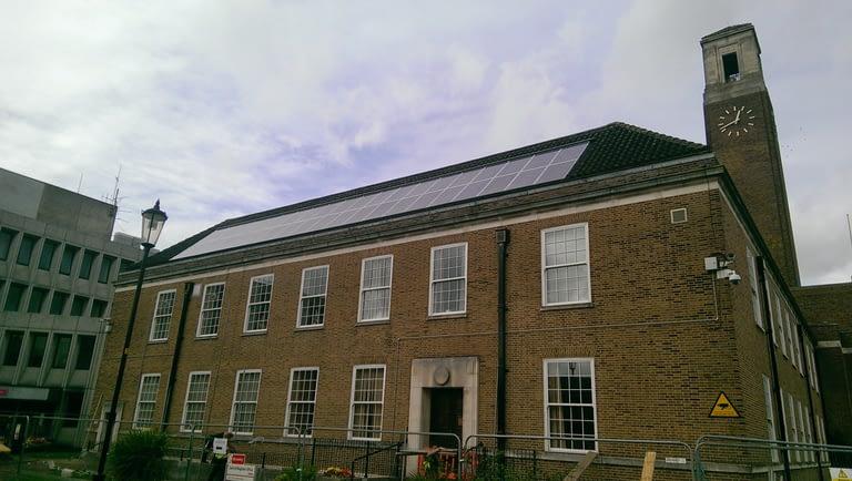 solar for public sector