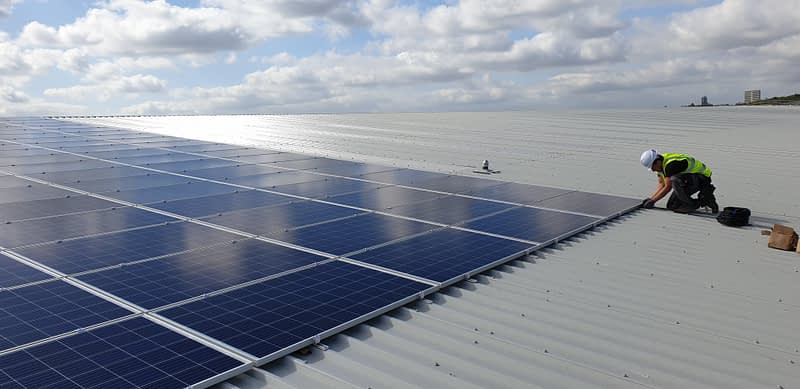 Midlands Solar Panels